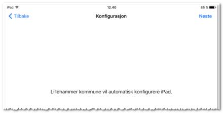 dep-lk-konfigurerer-ipad